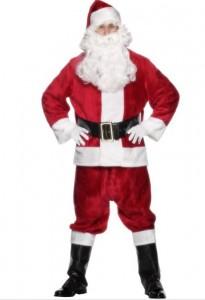dyrt julemandskostume